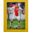 Spelerskaart v d Wiel Ajax