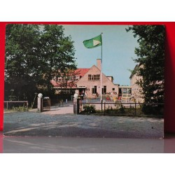 Ansichtkaart Jeugdherberg Alteveer in Arnhem