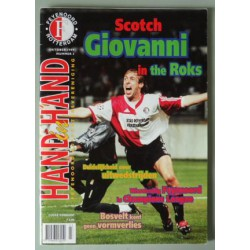 Feyenoord blad okt. 1999