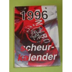 Scheurkalender 1996 Ajax