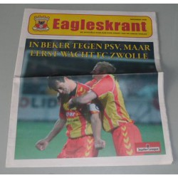Eagels krant Go Ahead-FC Zwolle 2006