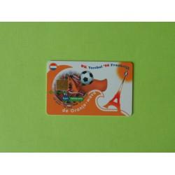 Telefoonkaart WK 1998 Oranje-wave